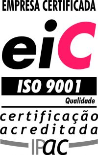 EIC - ISO 9001 - Qualidade_Empresa Certificada_IPAC